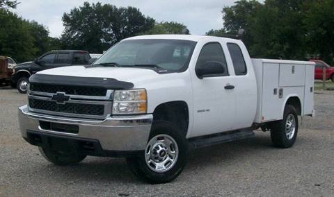 2011 Chevrolet Silverado 2500HD for sale in Atoka, OK