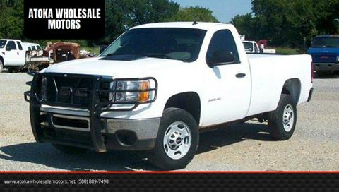 2014 GMC Sierra 2500HD for sale in Atoka, OK