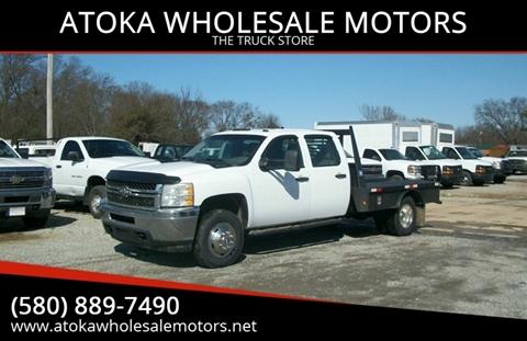 2011 Chevrolet Silverado 3500HD for sale in Atoka, OK