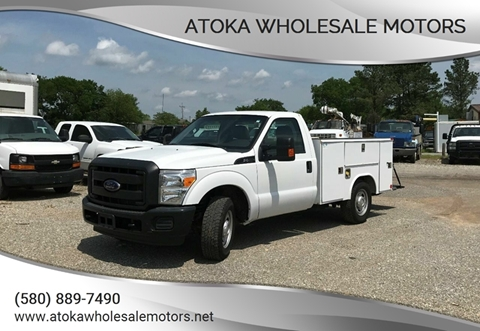 2015 Ford F-250 Super Duty for sale in Atoka, OK