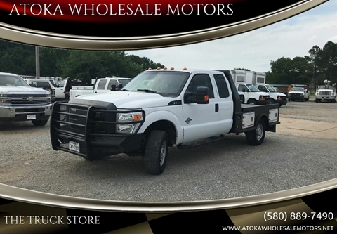 2014 Ford F-350 Super Duty for sale in Atoka, OK