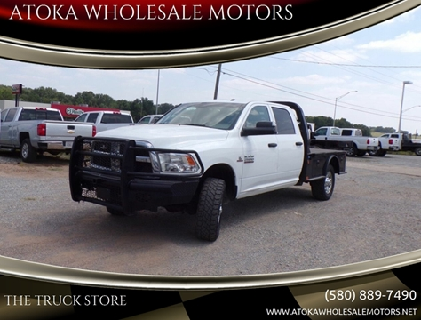 2017 RAM Ram Pickup 2500 for sale in Atoka, OK