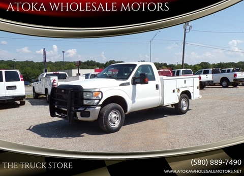 2011 Ford F-250 Super Duty for sale in Atoka, OK