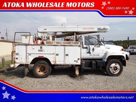 1991 Chevrolet Kodiak for sale in Atoka, OK