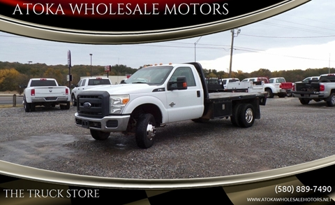 2015 Ford F-350 Super Duty for sale in Atoka, OK