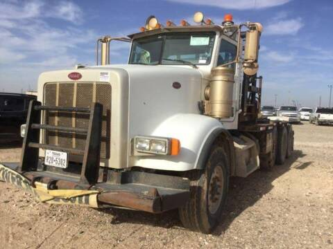 2011 Peterbilt 367 for sale at ATOKA WHOLESALE MOTORS in Atoka OK