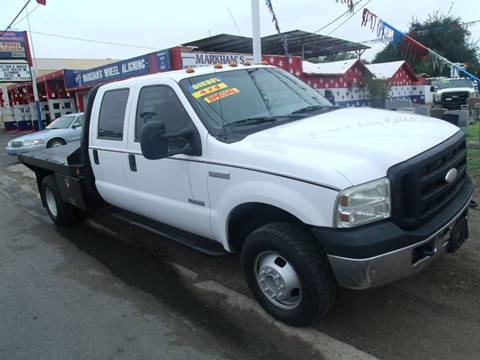 2006 Ford F-350 Super Duty for sale in Mcallen, TX