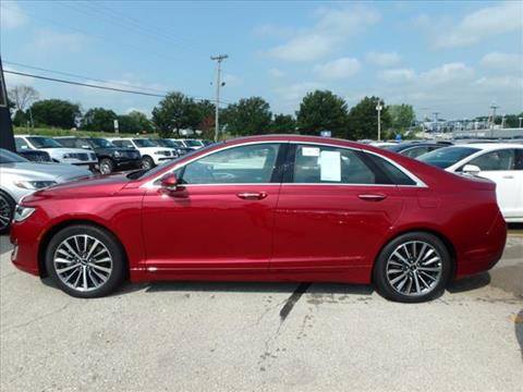 2017 Lincoln MKZ Hybrid for sale in Kansas City, MO