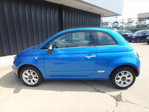 2017 FIAT 500c for sale in Kansas City, MO