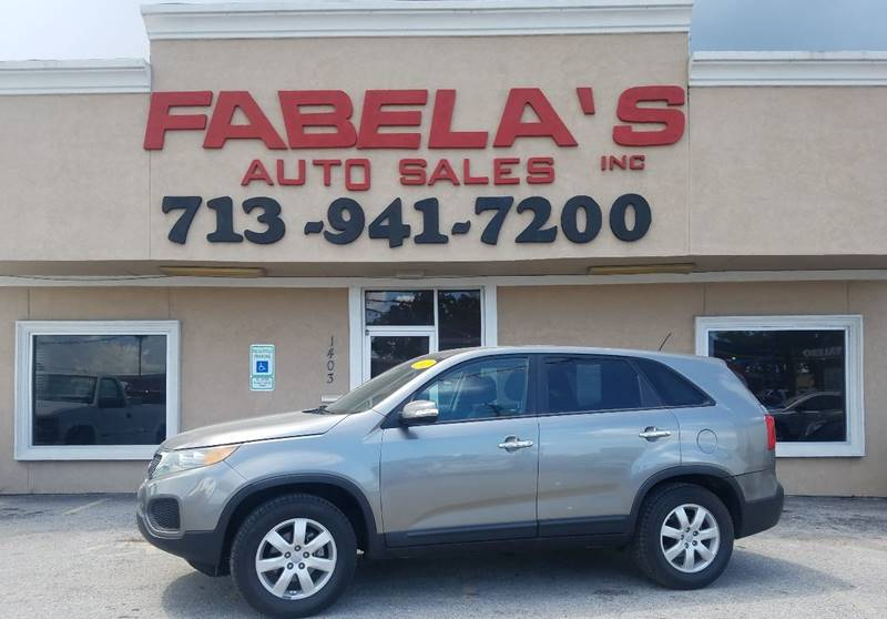 2013 kia sorento lx 4dr suv in south houston tx fabelas auto 2013 kia sorento lx 4dr suv south houston tx sciox Gallery