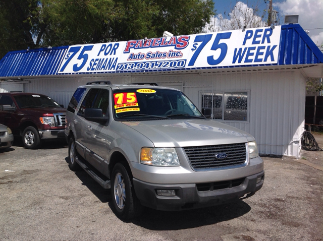 Suv Auto Sales Houston Tx: 2006 Ford Expedition XLT 4dr SUV In South Houston TX