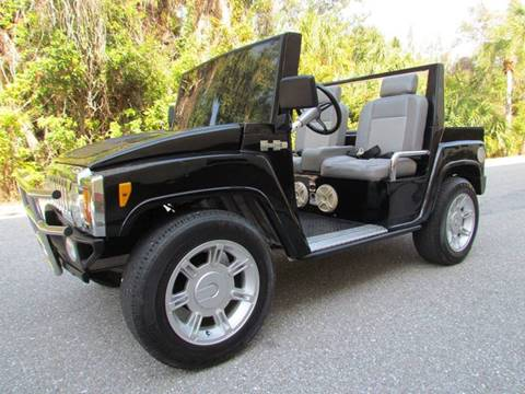 2013 HUMMER Golf Cart for sale in Venice, FL