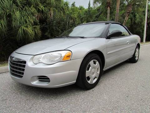 2004 Chrysler Sebring for sale in Venice FL