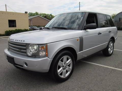 2005 Land Rover Range Rover for sale in Newton, MA