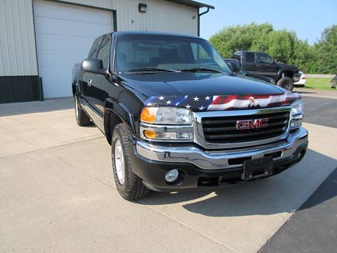 2005 GMC Sierra 1500 for sale in Proctor, MN