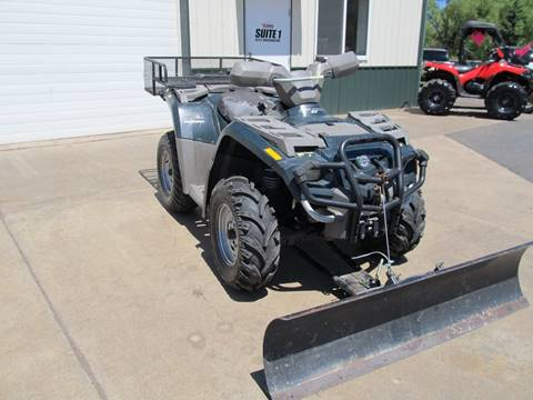 2004 Bombardier Outlander 400 4x4 for sale in Proctor, MN