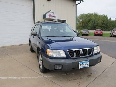 2001 Subaru Forester for sale in Proctor, MN