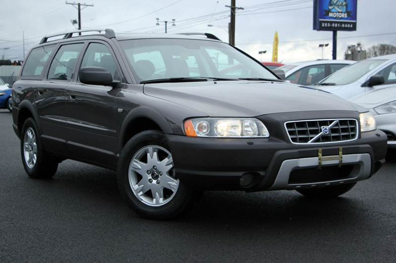 Lux Motors Tacoma >> 2005 Volvo Xc70 In Tacoma Wa Lux Motors