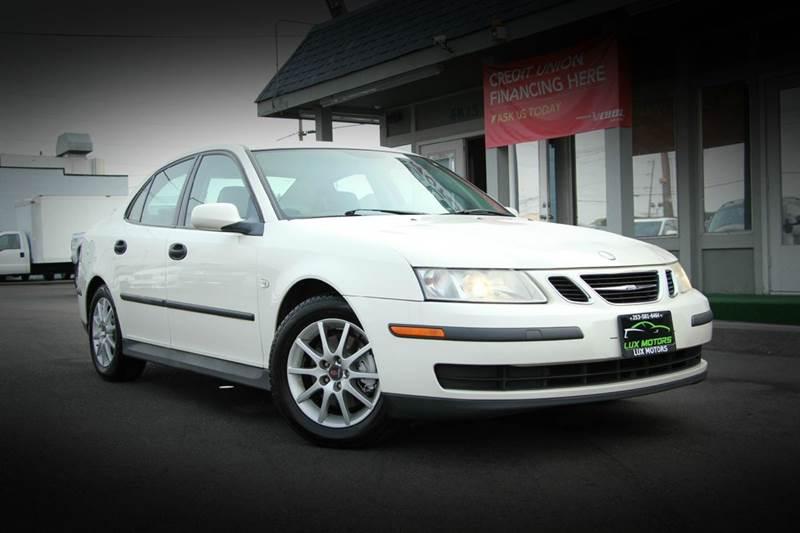 Lux Motors Tacoma >> 2005 Saab 9 3 In Tacoma Wa Lux Motors