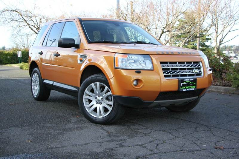 2008 Land Rover LR2 In Tacoma WA - Lux Motors