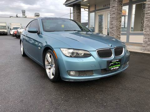 BMW 3 Series For Sale in Tacoma, WA - Lux Motors
