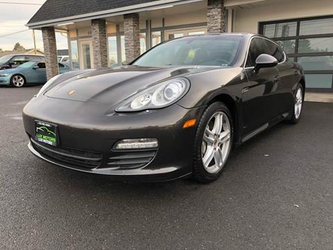 2010 Porsche Panamera for sale in Tacoma, WA