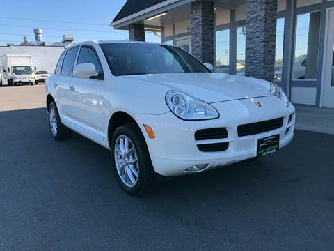 2005 Porsche Cayenne for sale in Tacoma, WA