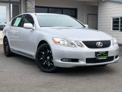 2007 Lexus GS 450h for sale in Tacoma, WA