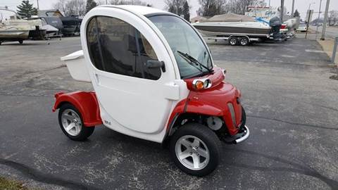 2013 GEM CAR E2 // 7 HP // LOADED // FACTORY DEMO // MSO