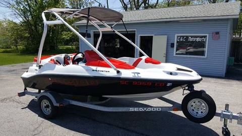 2011 SEADOO SPEEDSTER 150 // 255HP // WAKE TOWER // 17 HRS