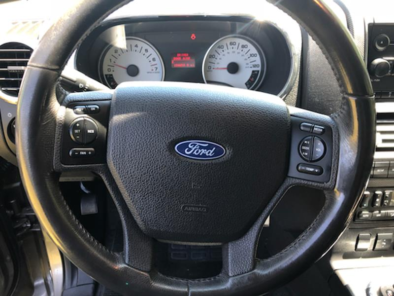 2007 Ford Explorer Sport Trac Limited 4dr Crew Cab 4WD V8 In Sanford