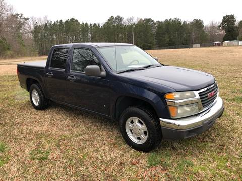 2007 GMC Canyon for sale in Sanford, NC