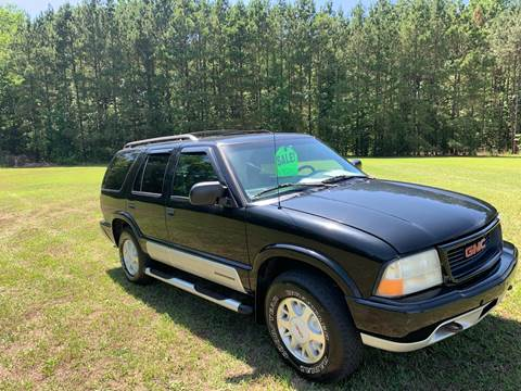 2001 GMC Jimmy for sale in Sanford, NC