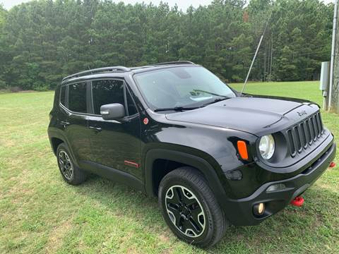 2015 Jeep Renegade for sale in Sanford, NC