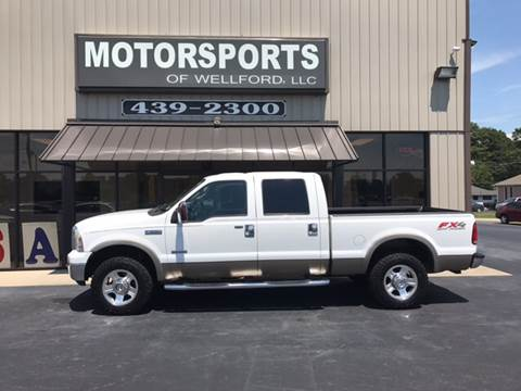 2006 Ford F-250 Super Duty for sale in Wellford, SC