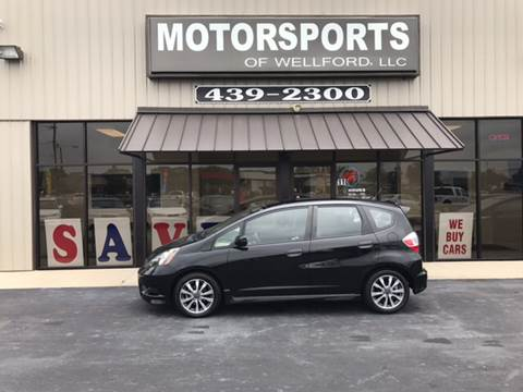 2013 Honda Fit for sale in Wellford, SC