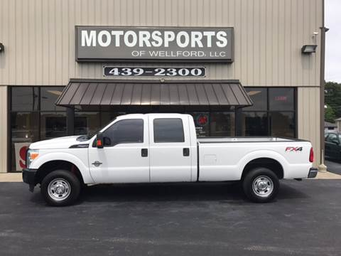 2011 Ford F-250 Super Duty for sale in Wellford, SC