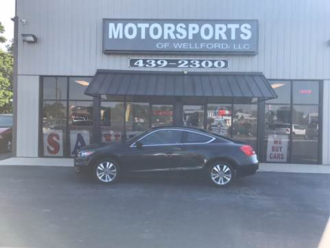 2012 Honda Accord for sale in Wellford, SC
