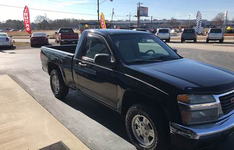 2005 GMC Canyon for sale in Wellford, SC
