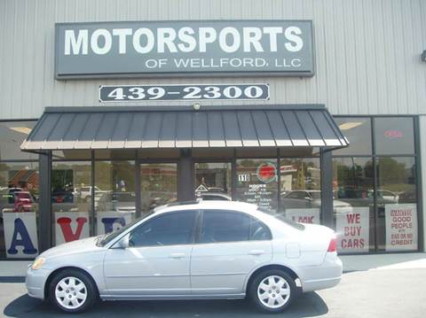 2001 Honda Civic for sale in Wellford, SC