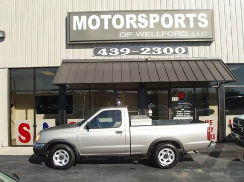 2000 Nissan Frontier for sale in Wellford, SC