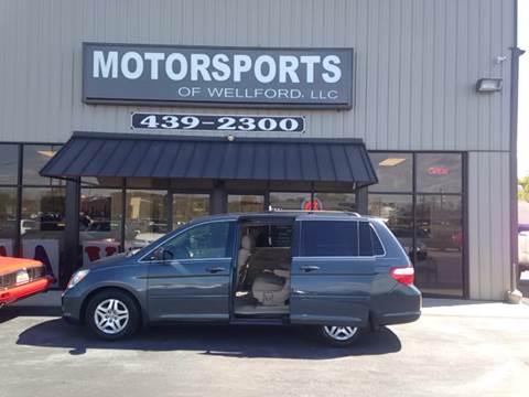 2005 Honda Odyssey for sale in Wellford, SC
