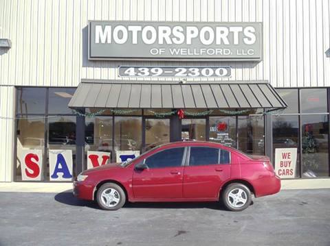 2005 Saturn Ion for sale in Wellford, SC