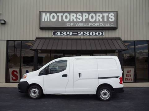 2014 Nissan NV200 for sale in Wellford, SC