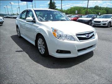 2012 Subaru Legacy for sale in Northumberland, PA