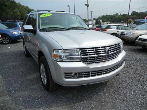 2014 Lincoln Navigator for sale in Northumberland, PA