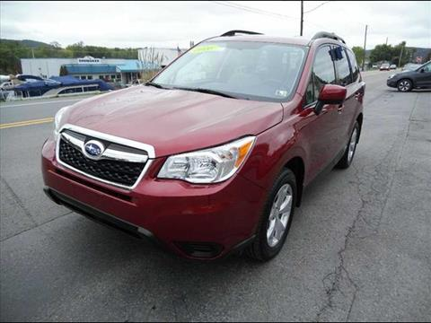 2016 Subaru Forester for sale in Northumberland, PA