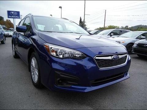 2018 Subaru Impreza for sale in Northumberland, PA