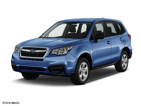 2018 Subaru Forester for sale in Northumberland, PA