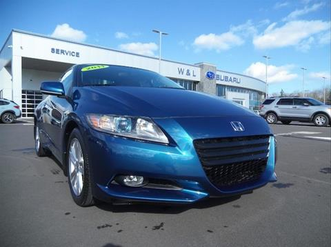 2011 Honda CR-Z for sale in Northumberland, PA